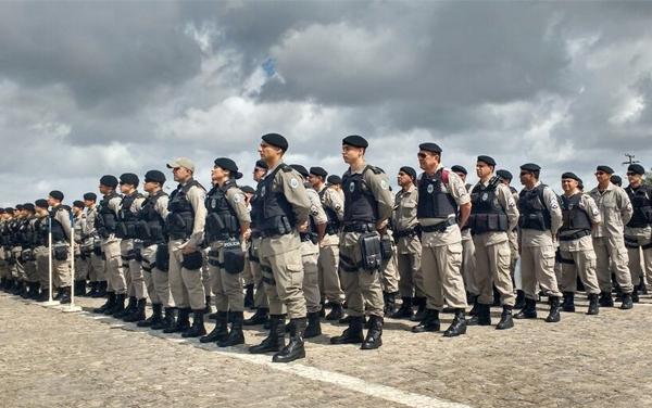 Concurso Polícia Militar 2020