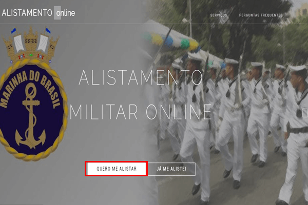 Como fazer as inscrições para o alistamento militar 2020?