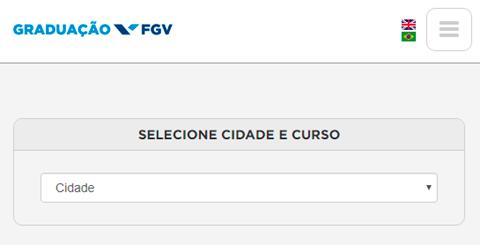 Inscrição FGV 2020