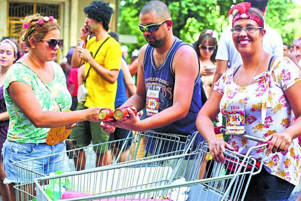 Vendedor Ambulante Carnaval Belo Horizonte