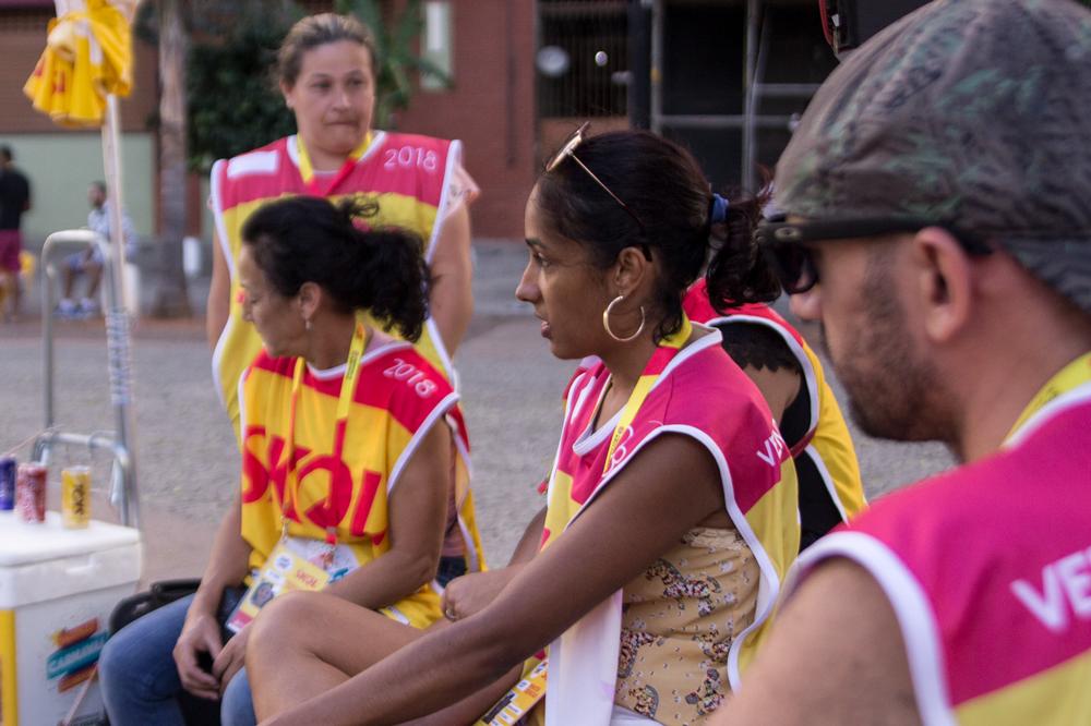 Vendedor Ambulante Carnaval São Paulo