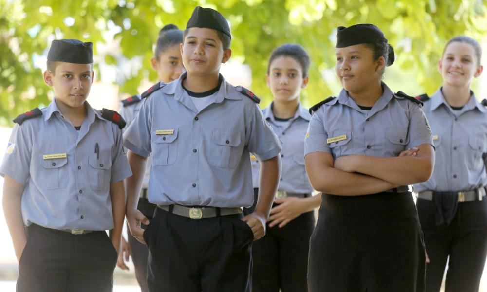 Colégio Militar de Cada Estado